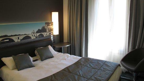 Mercure Pont d'Avignon Centre : chambre 320