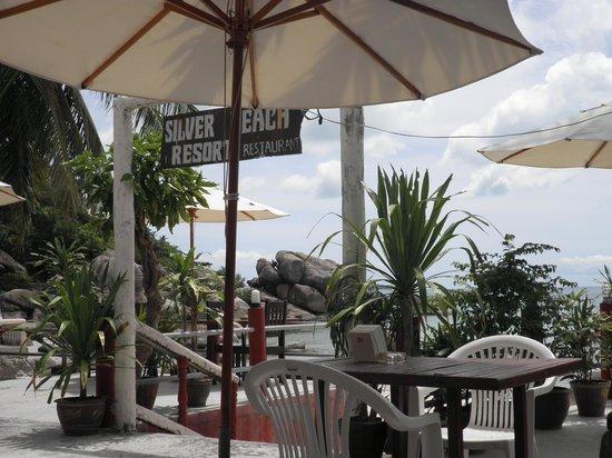 Silver Beach Resort: al bar del resort