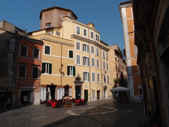 Black and White Suite : Opposite side of the Via Santa Maria del Pianto