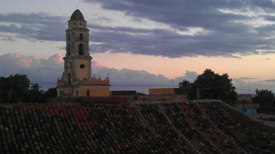 Casa Amigos del Mundo: Udsigt over Trinidad