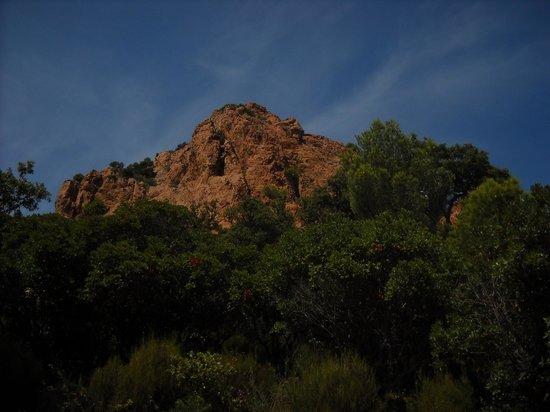 Cap du Dramont : scalata dramont 3