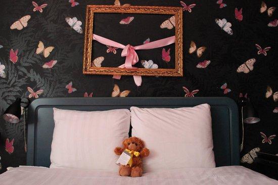 Freys Hotel Lilla Radmannen: Teddy Bear