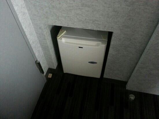 โรงแรมวิลล่าฟงแตง ชินจูกุ: minifrigo