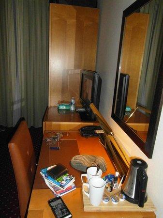 Hotel Royal Saint Michel: mobiliario