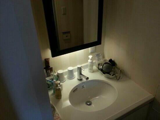 Hotel Villa Fontaine Shinjuku : bagno