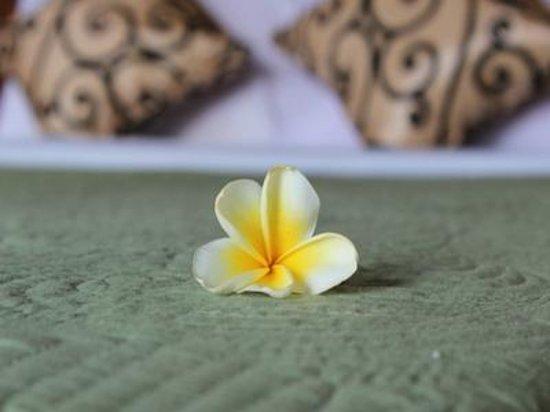 Kori Bali Inn: Bed