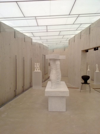 Midtåsen Skulpturpaviljong og park
