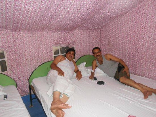 Sand Pebbles Bhitarkanika Jungle Resorts : Inside the Tent