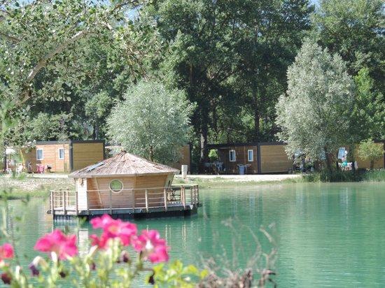 Le Lac Bleu : le zenzilo