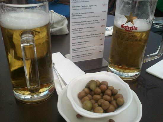 Cervezas En La Terraza Picture Of Cafe De La Pedrera