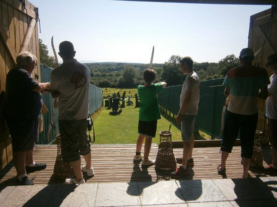 Dragon Archery Centre: Focus and aim