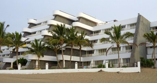 Suite Hotel Fariones Playa: From beach