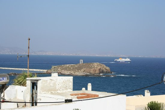 Ocean View: Vista dalla nostra camera