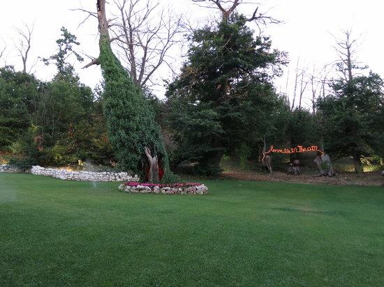 Hotel de Floriana: Jardín