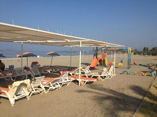 Sunset Beach Club: Beac