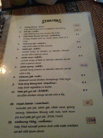 Pie Crust Cafe Stratford Menu