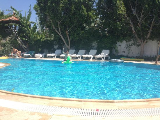 Central Park Hotel: Pool