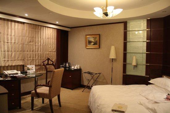 Tong Mao Hotel: Номер