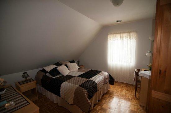 Gîte Soleil Levant : une des 3 chambres