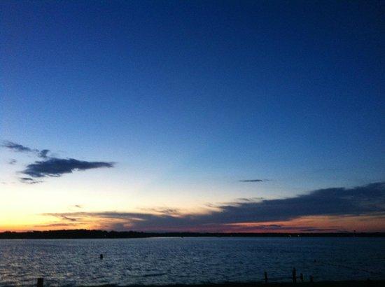 Sunset Beach: view