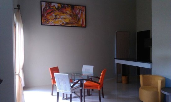 DenBukit Residence and Suite: kitchen&dining area