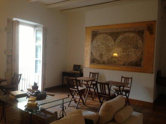 Palazzo del Sale: Breakfast Room