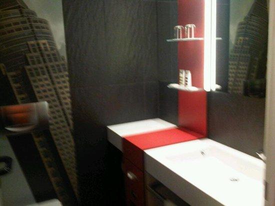 Mercure Hotel & Residenz Frankfurt Messe: Room interior