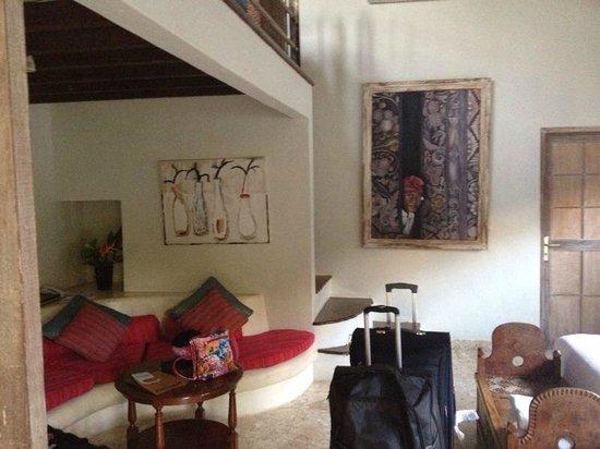 Villa Kresna Boutique Villas: Erdgeschoss