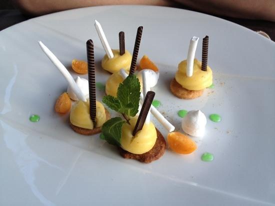 Le Jeu de Paume: tarte au citron