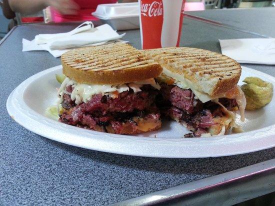 Hershel's East Side Deli: Sandwich Especial
