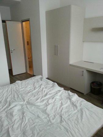 Hotel Colorado Lugano: Very small