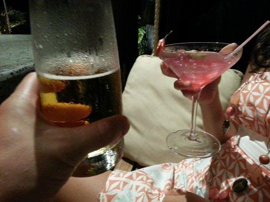 CocoMaya: Cheers!