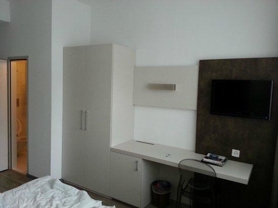 Hotel Colorado Lugano: Nothing special