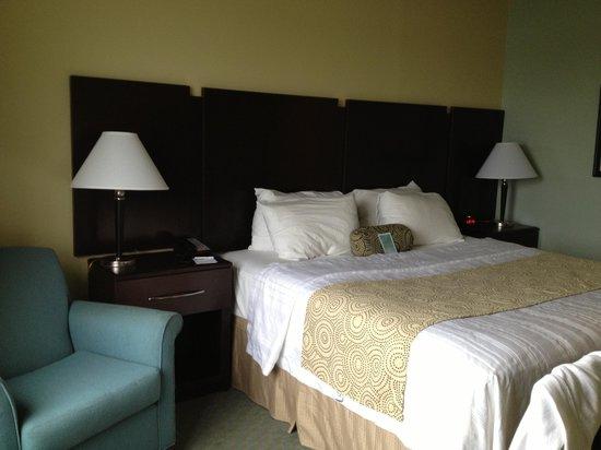 Best Western Plus Coastline Inn: chambre