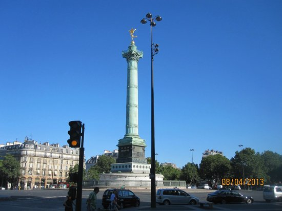 Hotel Paris Bastille: just a 100 m from hotel