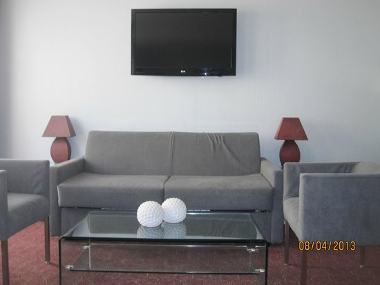 Hotel Paris Bastille : clean and comfortable