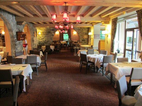 Hotel Beauregard : Le restaurant