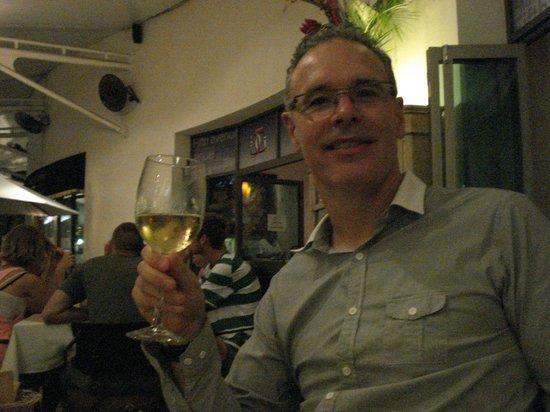GG Fitfth Av. Ristorante : Cheers