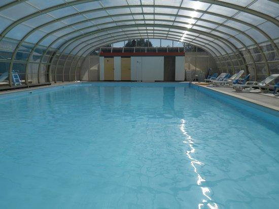 Camping Bellevue : la piscine