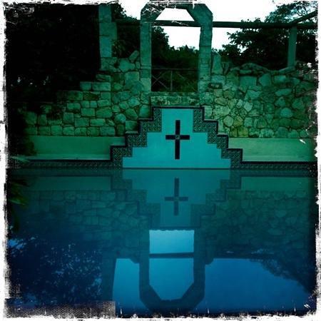 Hacienda Hotel Santo Domingo: la piscine