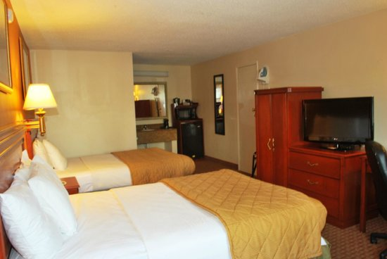 Econo Lodge Downtown: Double Room
