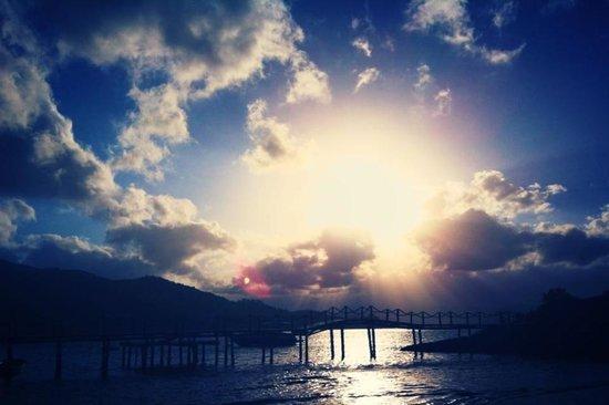 Ponta dos Ganchos Exclusive Resort: sky view