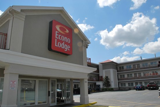 Photo of Econo Lodge Downtown Louisville