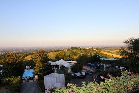 Hotel Monte Del Re: view fro hotel