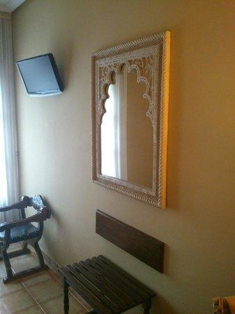 Hotel Princesa Galiana: habitación