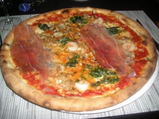Il Gondoliere - Martinez Campos: Pizza