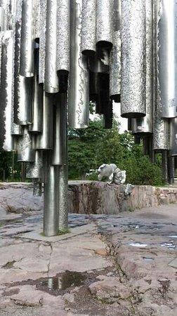 Marimekko: monumento a Sibelius