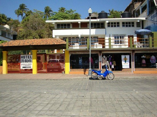 Photo of Hotel Las Olas Puerto Escondido