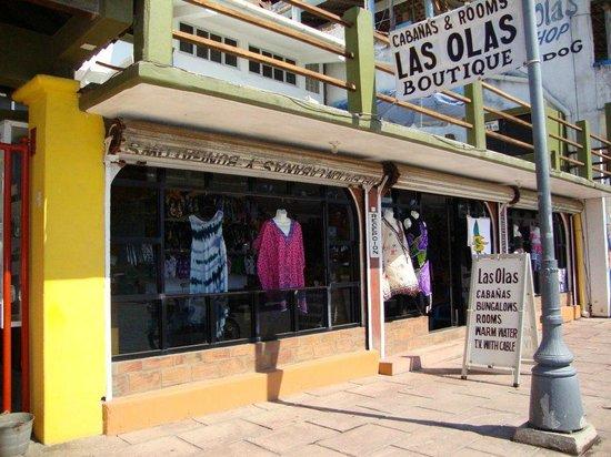 Hotel Las Olas: shop