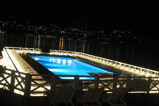 Villa d'Este: The floating pool